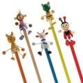 ołówek z drewnianą zabawką 91SR900