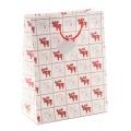 papierowa torba w renifery 80AA8746