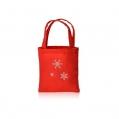 torba filcowa ze śnieżynkami 080BC57