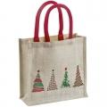 świąteczna torba z juty 01EG64