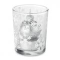 szklany świecznik, art.14MB28