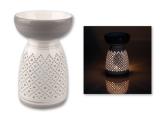 świąteczny kominek zapachowy 99RA535
