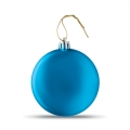płaska niebieska bombka, art.14MB54