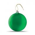 płaska zielona bombka, art.14MB54